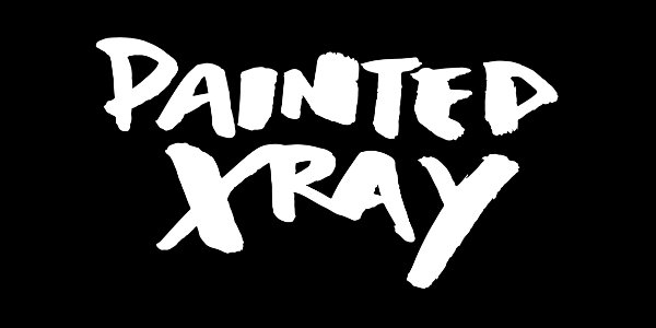 Painted X-Ray (logo by Brian Hartley)