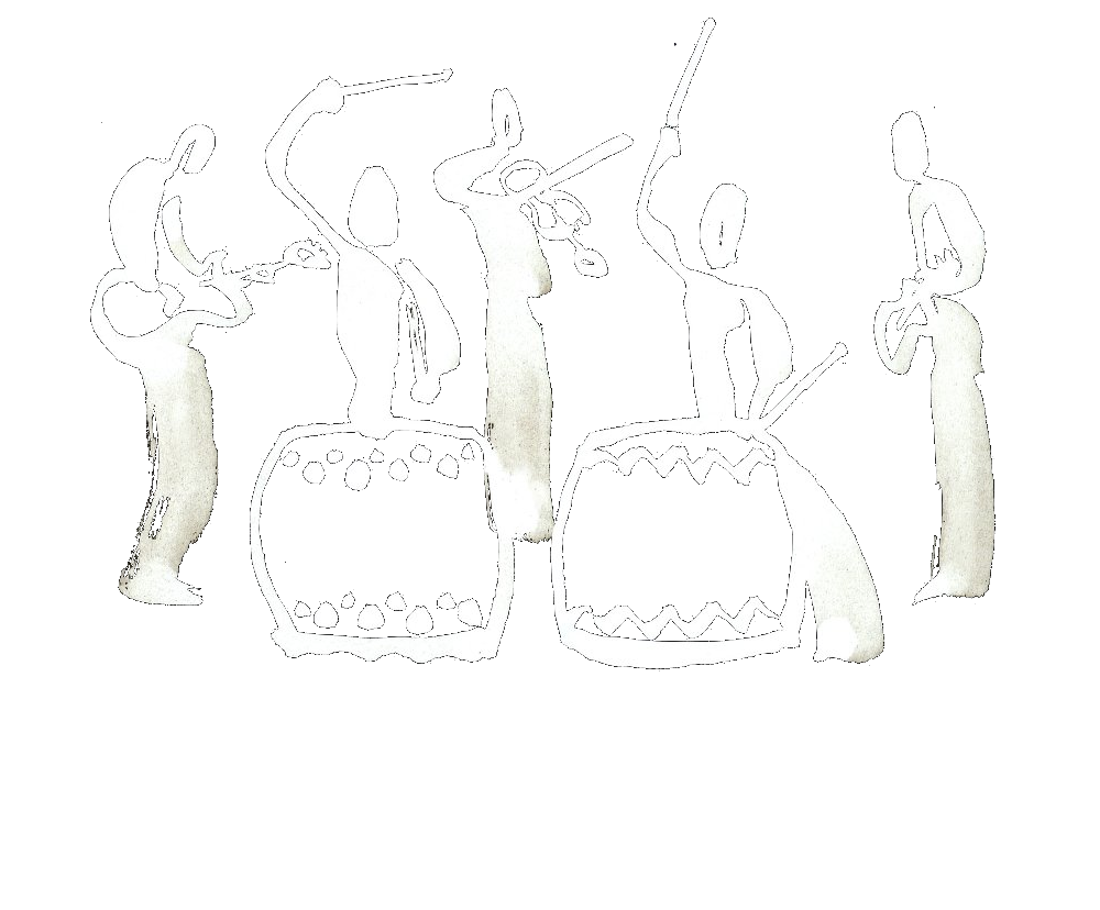 Painted X-Ray brushstroke logo by Brian Hartley